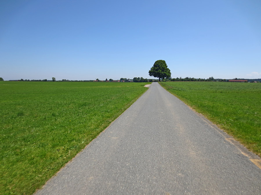 Radweg Holzkirchen-Bayrischzell Über Miesbach Und Schliersee